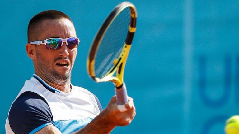 Още един тенисист е заразен с коронавирус