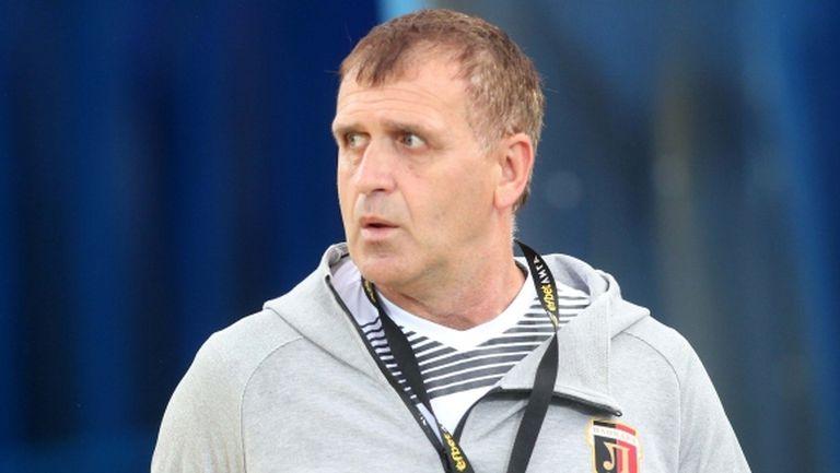 """Бруно: Елиминирахме Левски с голямо желание, финалът е """"фифти-фифти"""""""