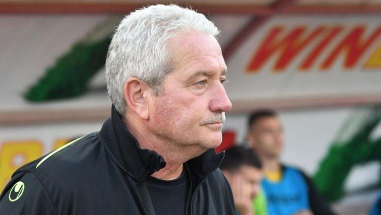 Ферарио Спасов: Не трябва да сме с наведени глави, успех на ЦСКА на финала