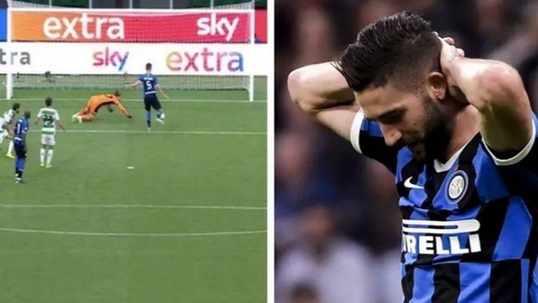 """Това ли е пропускът на сезона в Серия """"А""""? (видео)"""