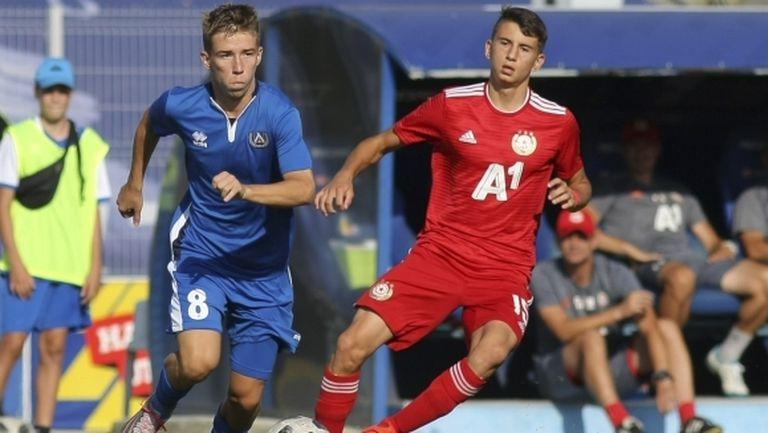 БФС изтегли жребия при юношите, U19 започва с дерби