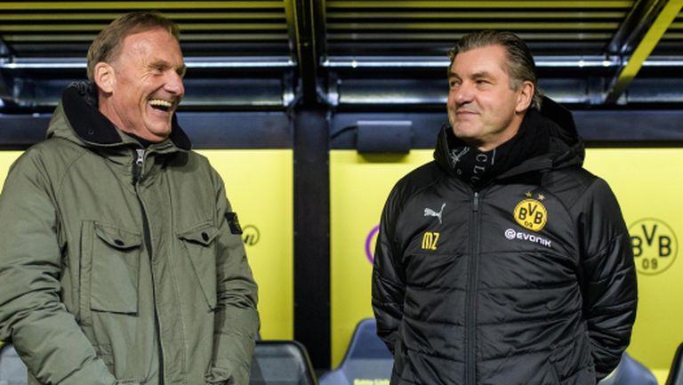 Дортмунд: Санчо остава, няма кой да плати толкова