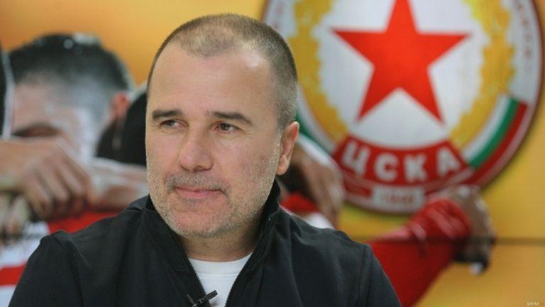 Найденов: ЦСКА-София упорито твърди пред ФИФА, че е Литекс, но в България се обиждат