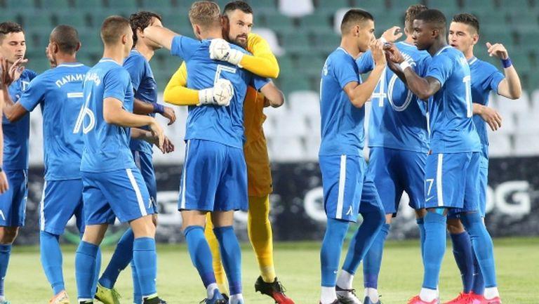 Програмата на Левски за мача със Славия
