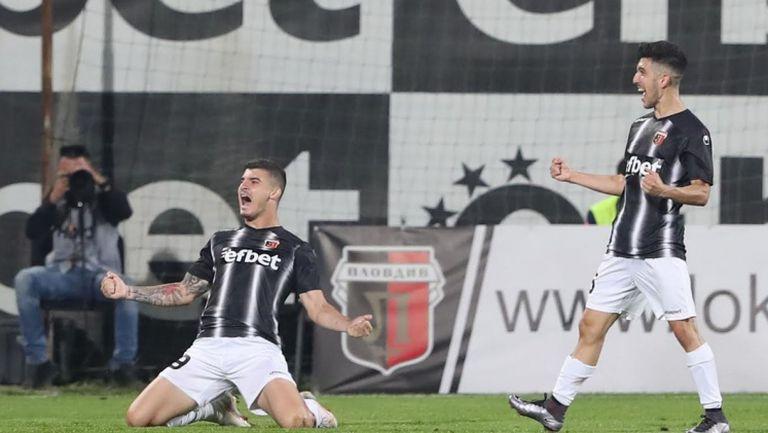 Минчев вкара исторически гол за Локо (Пд) срещу Тотнъм