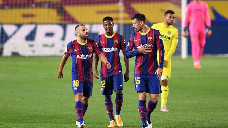 Барселона - Виляреал 4:0