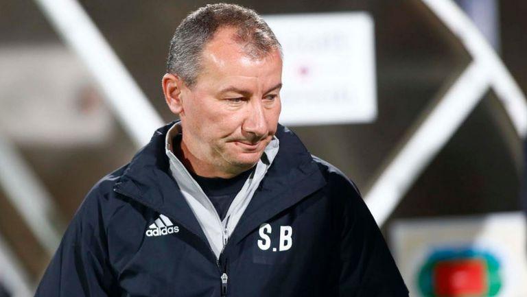 Стамен Белчев: Два нелепи гола ни струваха загубата