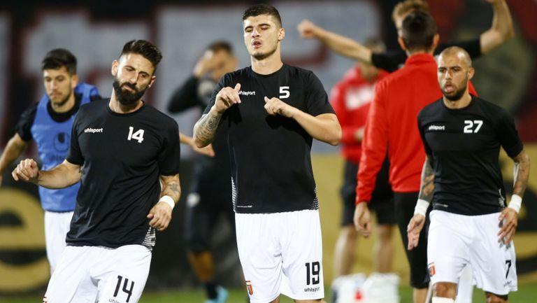 Георги Минчев: Заслужено се поздравихме с трите точки