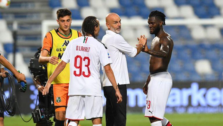 Лека задача за Милан и в III квалификационен кръг на Лига Европа (пълен жребий)