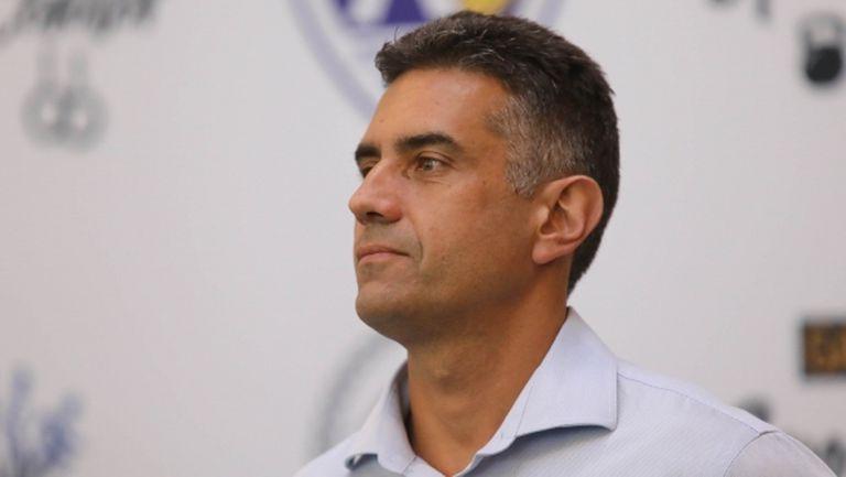 Давид Давидов: Печалбите от спортния център ще влизат в касата на ВК Левски (видео)