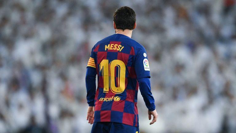 Бащата на Меси: Лео трудно ще остане в Барселона