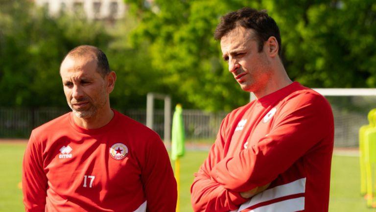 УЕФА отряза Бербо и Мартин за треньори