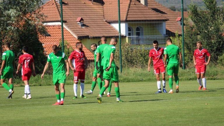 Представителният отбор на Пирин спечели срещу Пирин 2