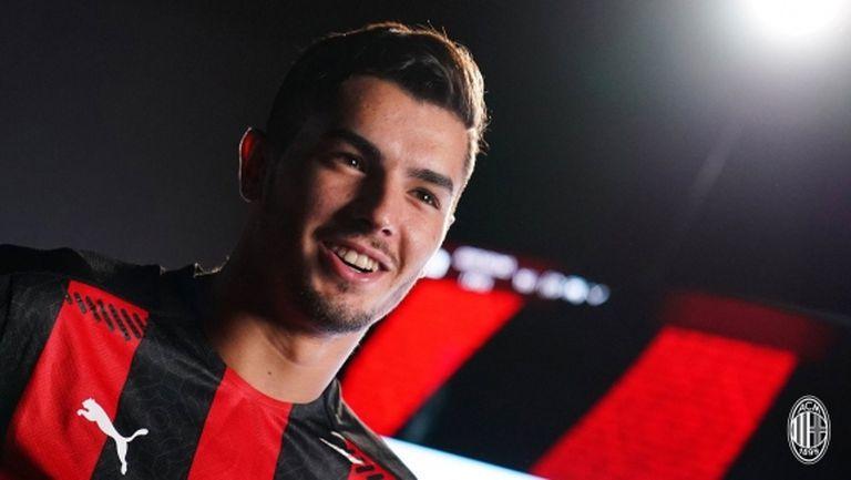 Браим Диас: Привилегия е да играя за Милан