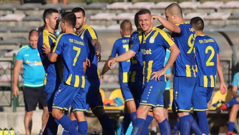 ФК Севлиево продължава без грешка
