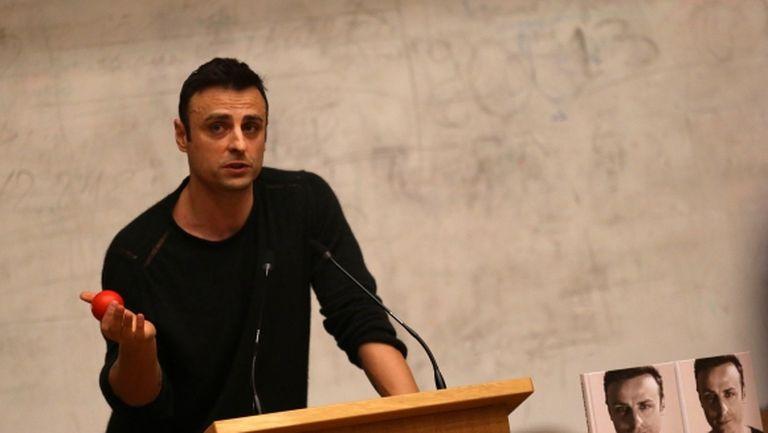 Бербатов иска нови лица начело на българския футбол