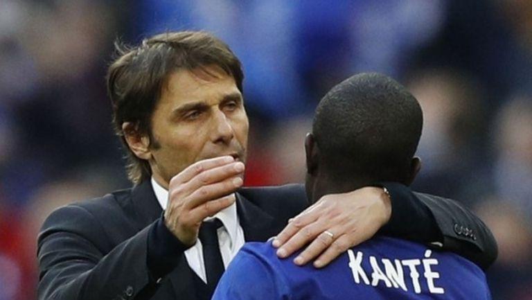 Челси отхвърли оферта на Интер за Канте, лондончани не искат Брозович и Ериксен