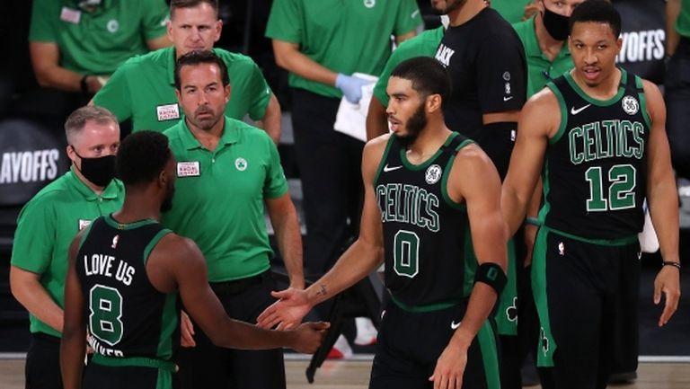 НБА ще има нов шампион! Бостън елиминира Торонто и си уреди сблъсък с Маями