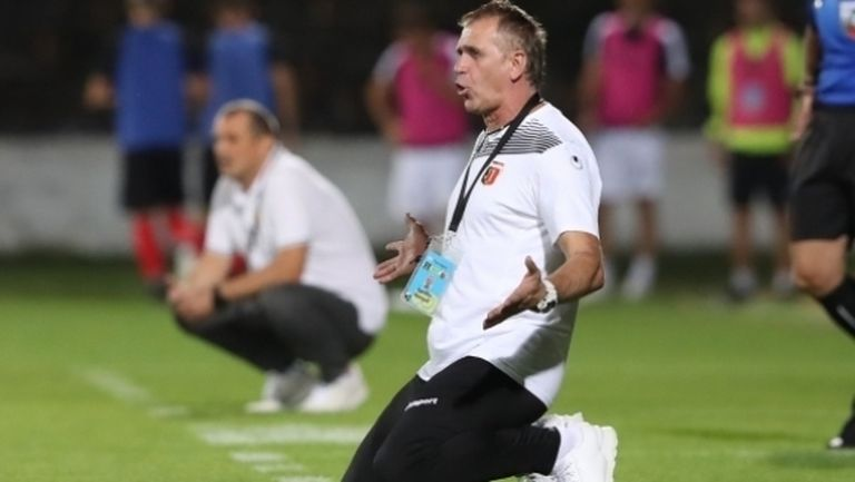 Акрапович: Жал ми е, че не вкарахме поне 2-3 гола на Лудогорец, срещу Тотнъм ще разберем силата си