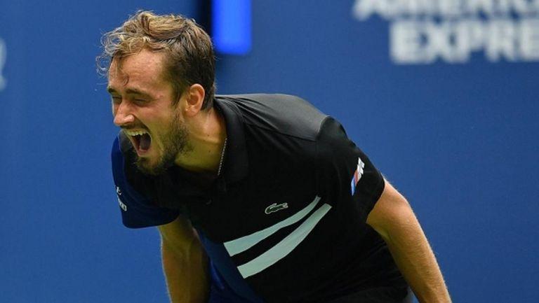 Медведев си осигури участие на Финалите на АТР