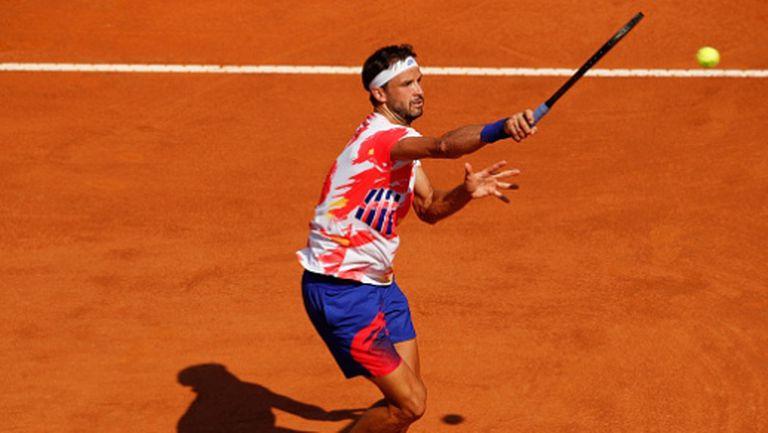 Григор ще играе на турнира в Санкт Петербург