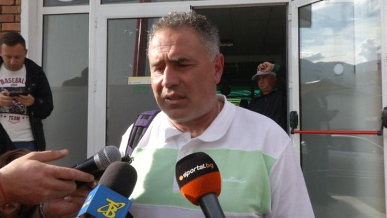 Славков: Уникален Георги Петков, дори на тази възраст е най-добрият в България