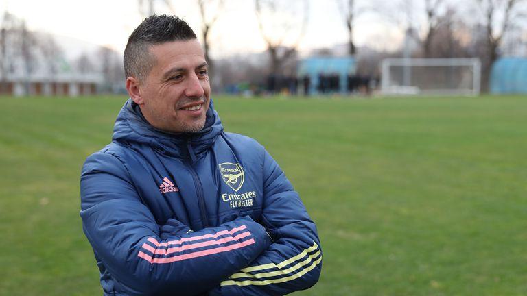 Един българин в академията на Арсенал: Историята на Красимир Корсачки