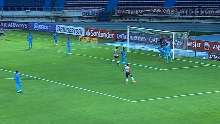 Атлетико Хуниор - Боливар 3:0