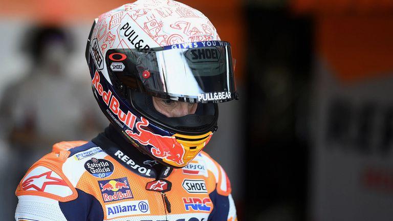Маркес преди голямото завръщане в MotoGP: Нервен съм, а това не ми се е случвало