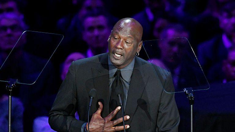 """Джордан ще презентира покойния Брайънт в """"Залата на славата"""""""