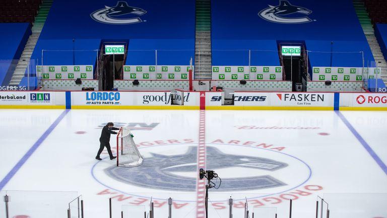Ванкувър няма да поднови  участието си в НХЛ на 17 април