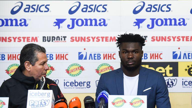 Жорди Кайседо: Разликата между Акрапович и Пенев е в тактиката, но за мен и двамата са прекрасни треньори