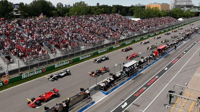 Министерството на здравеопазването в Квебек твърдо против провеждането на старт от Формула 1 в Канада