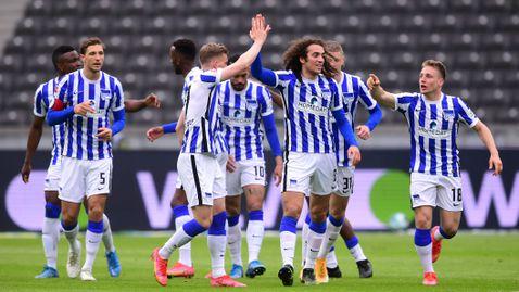 Хаос в Бундеслигата, три мача на Херта отложени