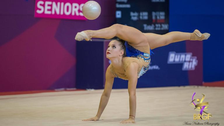 Татяна Воложанина се класира за финала на топка на Световната купа в Ташкент