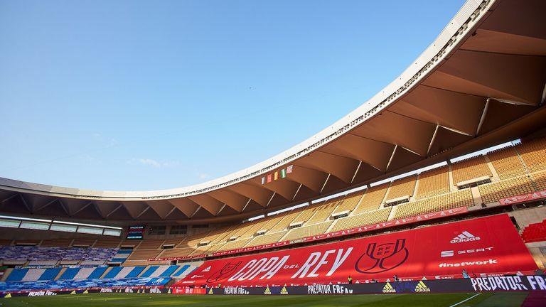 Севиля заменя Билбао като домакин на мачове от европейското