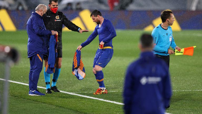 Барселона със специален екип за финала срещу Атлетик