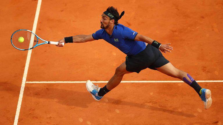 Рууд детронира Фонини на четвъртфиналите в Монте Карло