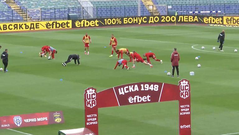 ЦСКА 1948 ще търси победа у дома срещу Черно море