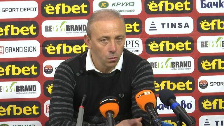 Илиан Илиев: Откраднахме много топки, но не развихме бързо атаките