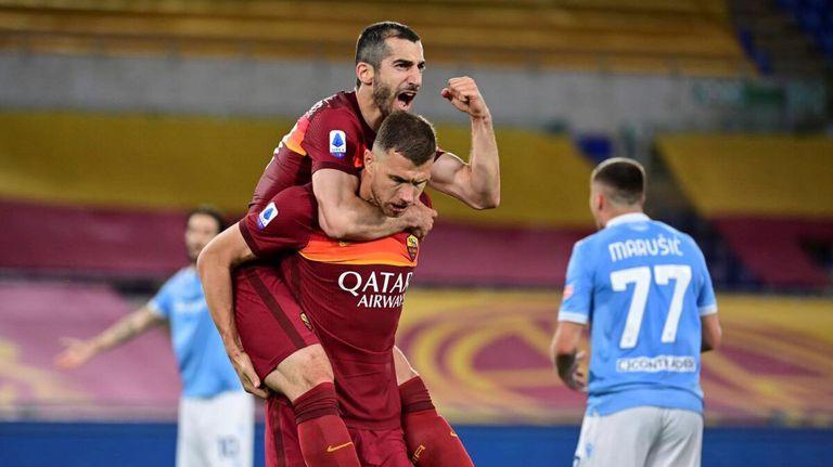Хенрих Мхитарян: Сега не мога да кажа дали ще играя за Рома през следващия сезон