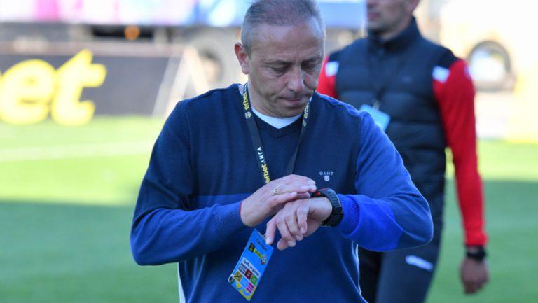 Илиан Илиев: Бием ли Левски у дома, ще искам нашите фенове да влязат на терена