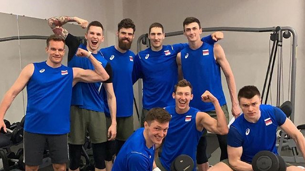 Русия с най-добрите си волейболисти в Лигата на нациите