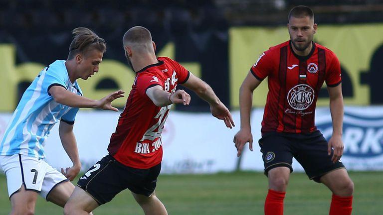 Ариф Ферадов даде аванс на Созопол срещу Локомотив София