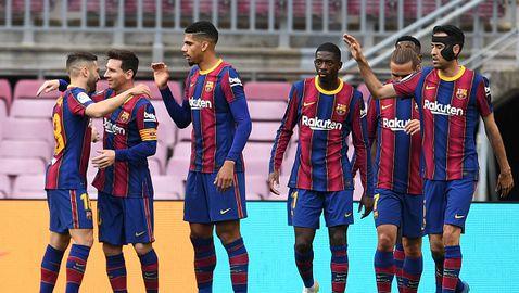 """Селта отказа Барселона след обрат с 2:1 на """"Камп Ноу"""""""