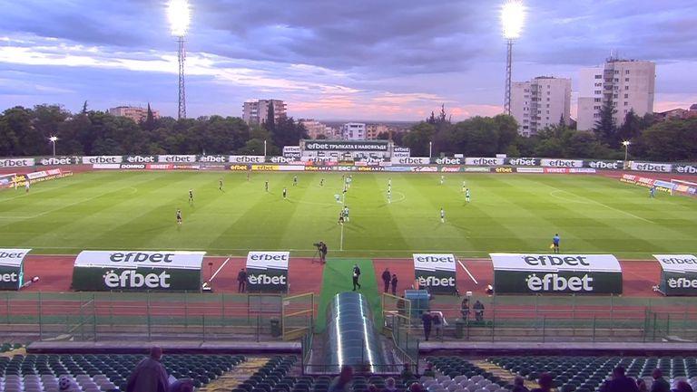 Берое - ЦСКА 1948 3:3