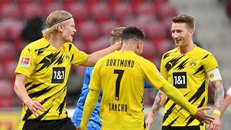 Борусия (Дортмунд) постигна голямата цел и си гарантира място в ШЛ