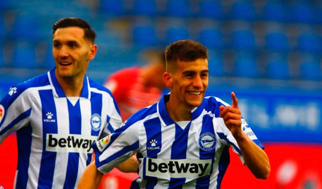 Алавес си спечели още един сезон в Ла Лига