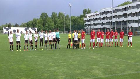 Легендите на родния футбол се наложиха над Трейс Машинац с 6:2 в благотворителен мач