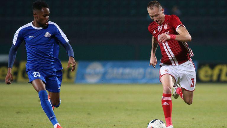 ЦСКА-София с първа победа като гост - 21-годишен талант от дубъла е големият герой (видео+галерия)